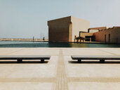Bahrain, Manana, Minimalist Contemporary Architecture in Middle East (National Museum) - JUB00324