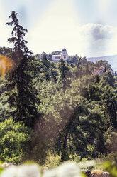 Blick auf Observatorium, Athen, Griechenkand - MAMF00373