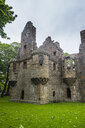 United Kingdom, Scotland, Orkney Islands, Bishop and Earls palace of Kirkwall - RUN00995
