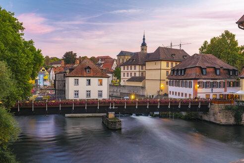Bamberger altstadt, UNESCO Weltkulturerbe - TAMF01152