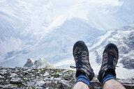 Mont Cervin, Matterhorn, Valais, Switzerland - CUF48451