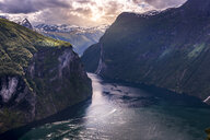 Fjord in Geiranger, Norway - FOLF10312