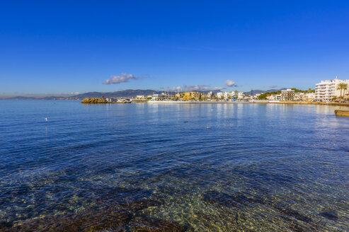 Spain, Mallorca, Portixol - THAF02433
