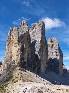 Italy, Alto Adige, Sexten Dolomites, Tre Cime di Lavaredo - WWF04870