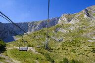 Montenegro, Durmitor National Park, Durmitor massif, chairlift at Savin kuk - SIEF08361
