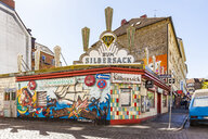 Germany, Hamburg, St. Pauli, Reeperbahn, pub 'Zum Silbersack' - WD05059