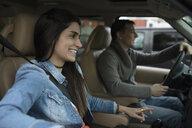 Couple in car - HEROF08516