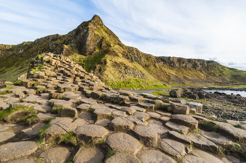 UK, Northern Ireland, Giant's Causeway - RUNF01038