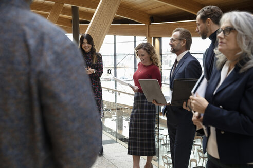 Business people meeting in office - HEROF10636