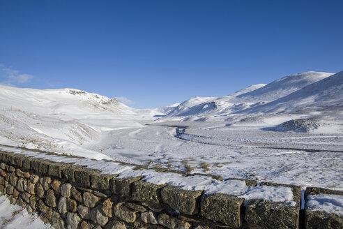 United Kinddom, Scotland, Glenshee in winter - MJOF01668