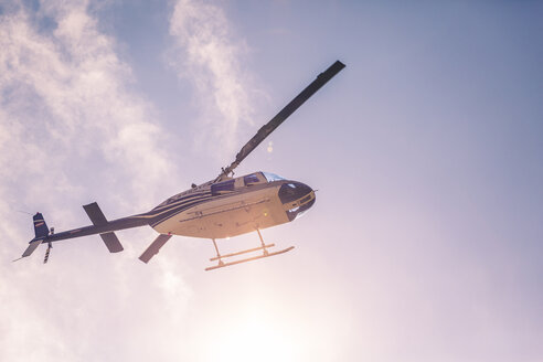 Bell 206B JetRanger III Helicopter - AIF00577