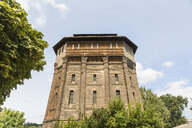 Austria, Amstetten, Water tower at station - AIF00580