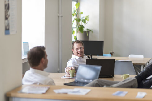 D, RLP, Büro, Office, Arbeit, Austausch, Kollegen - PAF01850