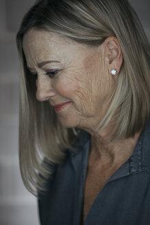 Thoughtful senior woman - HEROF20396