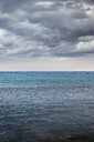 Seascape with storm clouds, Agaete, Canary Islands, Spain - CUF48777