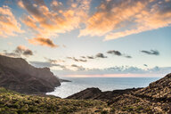 North West coast of Gran Canaria near Agaete, Canary Islands, Spain - CUF48780