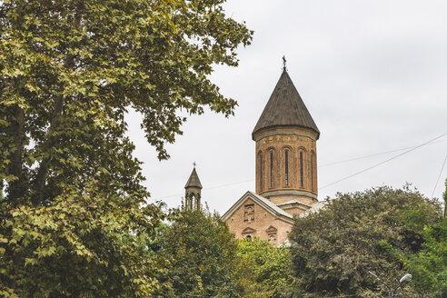 Georgia, Tbilisi, Sioni cathedral - KEBF01080
