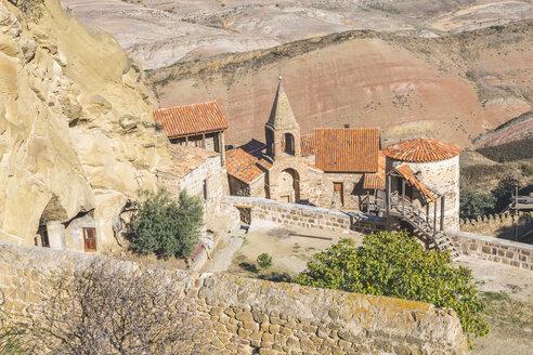 Georgia, Kakheti, David Gareja monastery complex - KEBF01140