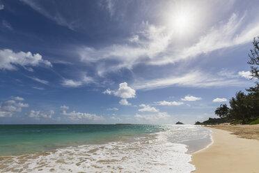USA, Hawaii, Oahu, Kailua Bay, Kalama Beach - FOF10348