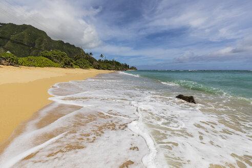 USA, Hawaii, Oahu, Ka'O'lo Point, beach - FOF10351