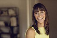 Portrait of a happy, confident woman - MCF00072