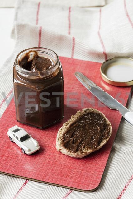 Selfmade Chocolate cashew spread - EVGF03426