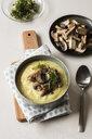 Studio, Kartoffel-Sellerie-Cremesuppe mit Pilzen - EVGF03433