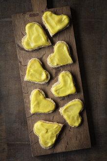 Cookies with lemon glaze - EVGF03436
