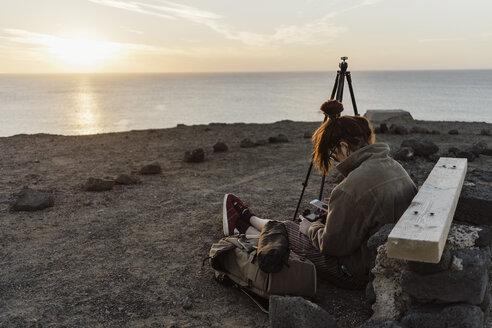 Fuerteventura, Canaray Islands, Spain. - AFVF02471