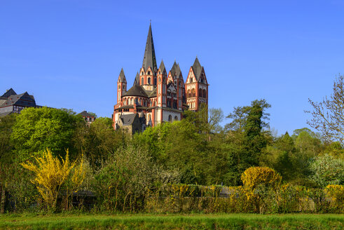 Dom St. Georg und Nikolaus über der Lahn, Limburg, Hessen, Deutschland - LBF02382