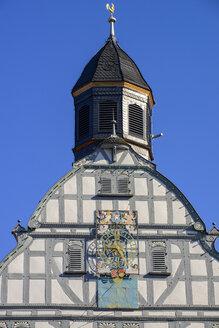 Rathaus am Marktplatz, Altstadt, Butzbach, Hessen, Deutschland - LBF02387