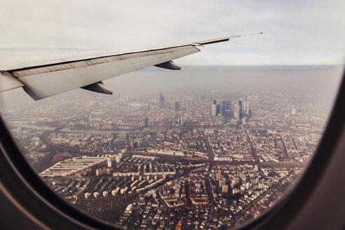 Brasil, São Paulo, São Paulo, aerial view - FLMF00157