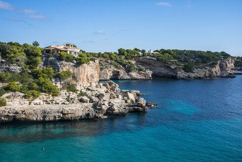 Spain, Baleares, Mallorca, bay Cala Llombards - RUNF01425