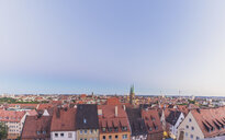 Germany, Nuremberg, Old town, cityscape in the evening light - MMAF00857