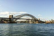 Australia, New South Wales, Sydney, landscape with the Sydney bridge - KIJF02353