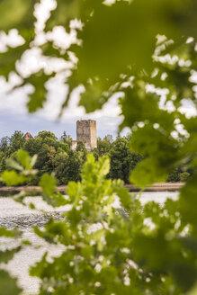 Austria, Lower Austria, Waldviertel, Ottenstein Reservoir, castle Lichtenfels - AIF00596