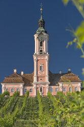 Germany, Baden-Wuerttemberg, Birnau, Birnau Basilica - SH02054