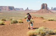 USA, Utah, Monument Valley, - GEMF02877