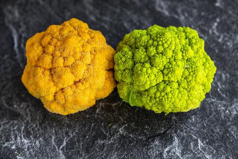 gelber und grüner Blumenkohl - SARF04142