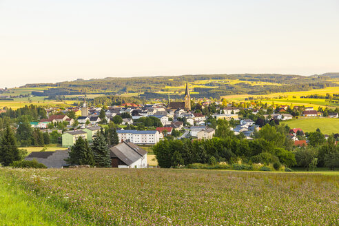 Austria, Muehlviertel, Bad Leonfelden, spa town - AIF00607