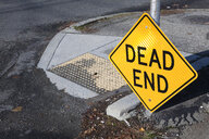 Dead End Sign - MINF10624