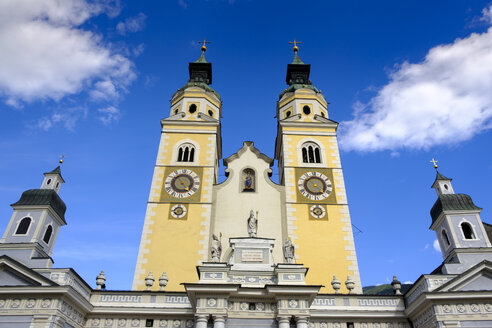 Dom Mariä Himmelfahrt am Domplatz, Brixen, Südtirol, Trentino-Alto Adige, Italien, - LBF02443
