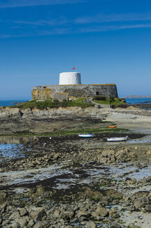 United Kingdom, Channel islands, Guernsey, Saint Pierre du Bois, Fort Grey Shipwreck Museum - RUNF01546