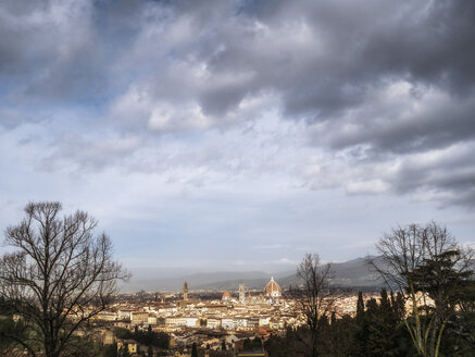 Italy, Tuscany, Florence, cityscape - LAF02250
