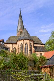 ehemalige Stiftskirche St. Maria, Wetter, Hessen, Deutschland - LBF02478