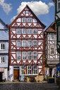 Germany, Fritzlar, old town, market square, - LB02481