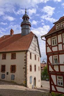 Rathaus, Schlitz, Hessen, Deutschland - LBF02487