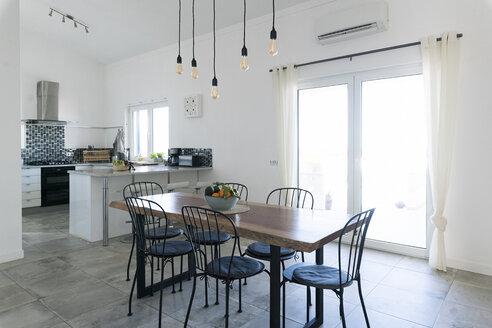 Modern dining room and kitchen - SBOF01901