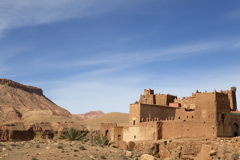 Morocco, Ait-Ben-Haddou, Kasbah - PSTF00371