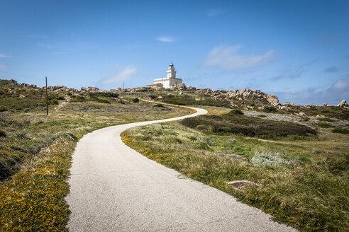 Italy, Sardinia, lighthouse Capo Testa - EGBF00280